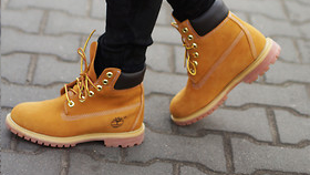 Why Timberland Boots Are This Season's Coolest Trend