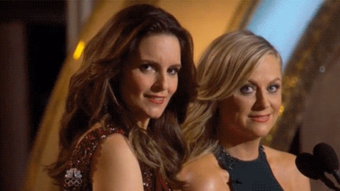 The Golden Globes in GIFs    StyleCaster