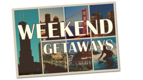 The Best Weekend Getaways In America | StyleCaster