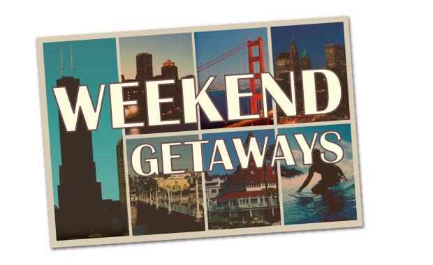 The Best Weekend Getaways In America