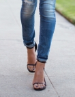 What Shoes to Wear With Skinny Jeans