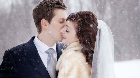 Why You Should Consider a Winter Wedding   StyleCaster