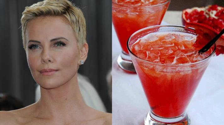 Celebs' Favorite Cocktails: What Stars Like Madonna and Charlize Theron Drink