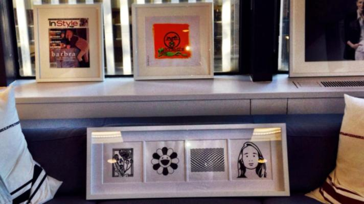 Insta-Tour: Peek Inside InStyle Editor Ariel Foxman's Office