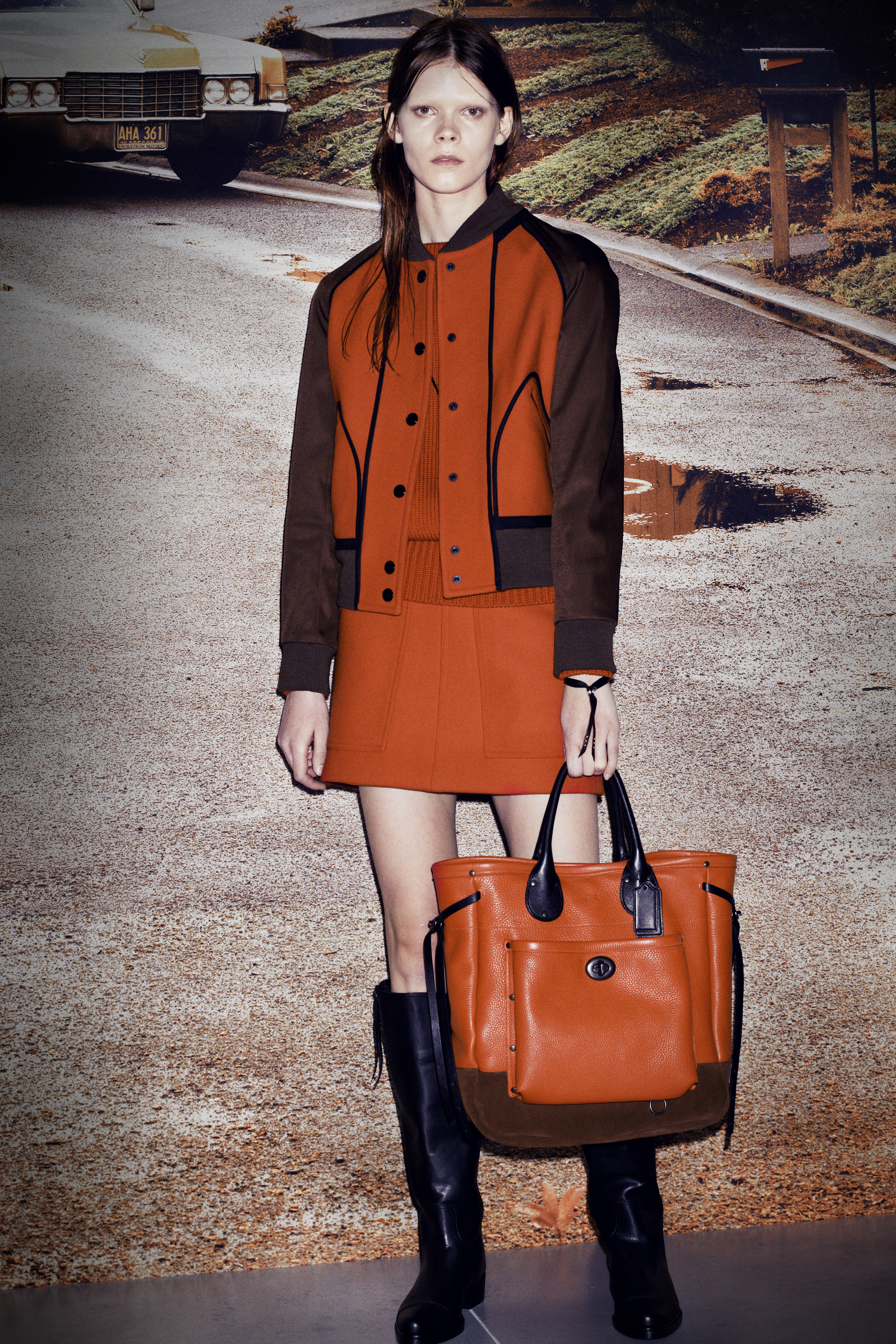 5f Coach Does Horror: See Stuart Ververs The Shining Inspired Debut Collection