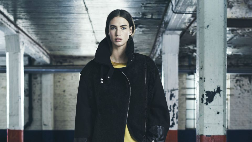 AllSaints Fall 2014 | StyleCaster