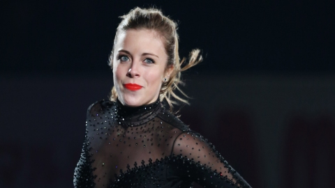 Ashley Wagner: 5 Things You Need to Know | StyleCaster