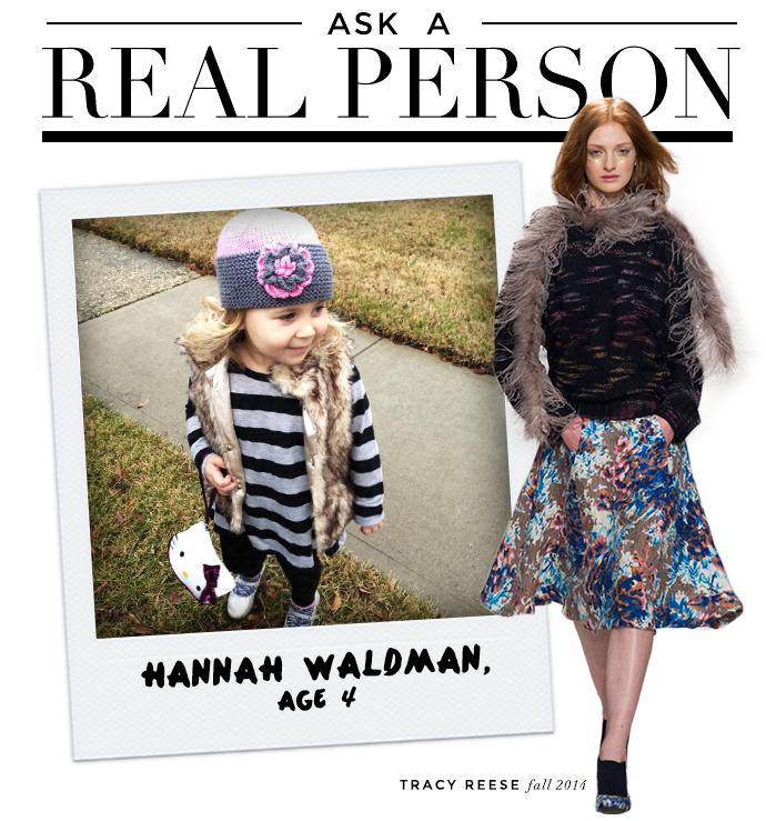 hanna waldman stylecaster fashion