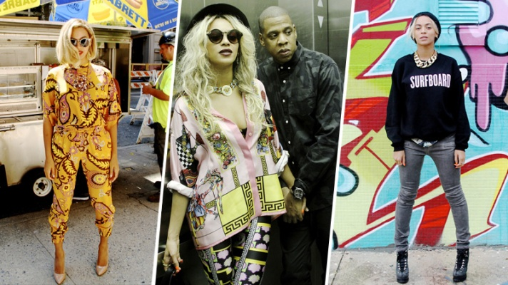 15 Photos That Prove Beyoncé is Officially a Full-Fledged Hipster