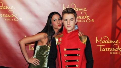 Bieber's Wax Figure Drama | StyleCaster