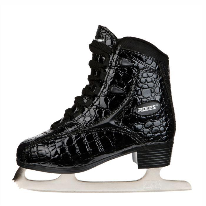 Black Alligator Shoe