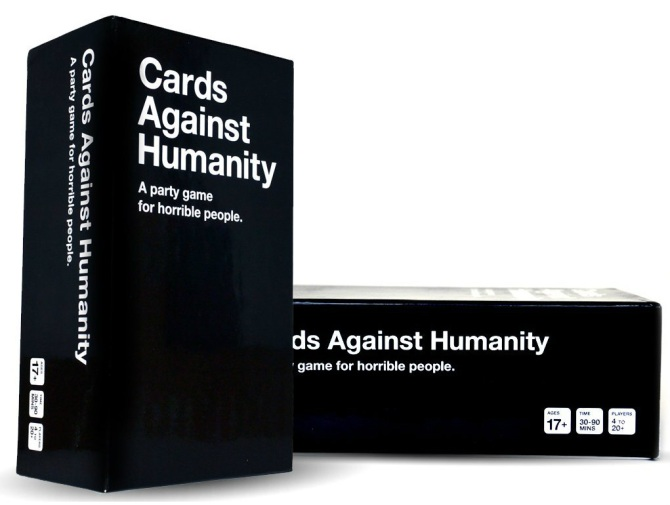 cards against humanity box1 How to Throw the Best Zoom Game Night the Virtual World Has Ever Seen