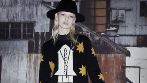 Coach's Clothing Debut: Horror-Inspired | StyleCaster