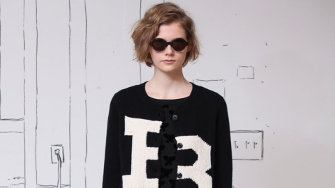 Band Of Outsiders: Fall 2014 | StyleCaster
