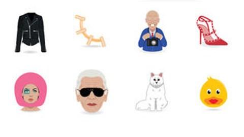 Harper's Bazaar Fashion Emojis | StyleCaster