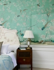 25 Creative Ways To Use Wallpaper From Pinterest
