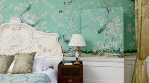 25 Creative Ways To Use Wallpaper From Pinterest | StyleCaster