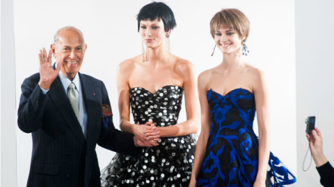 Oscar de la Renta: All the Looks | StyleCaster