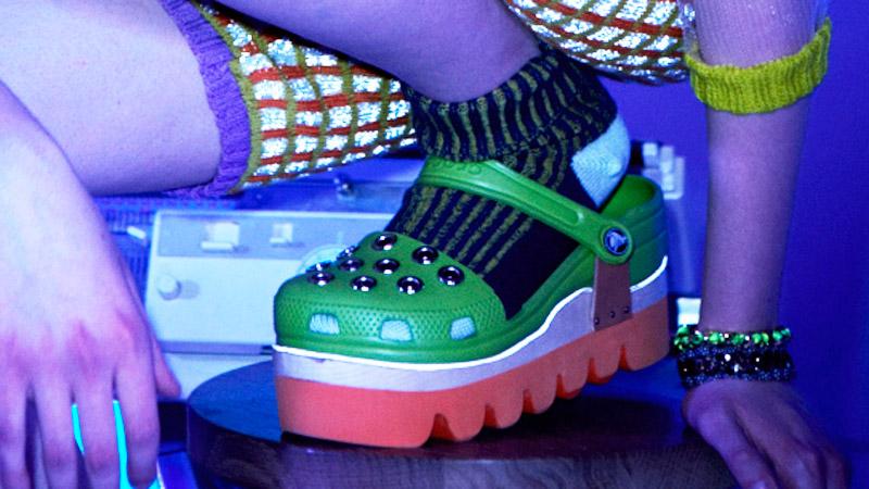 Lindsay Degen Designs Fashionable Crocs