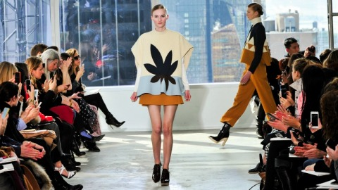Why Delpozo is NYFW's Hottest Show | StyleCaster