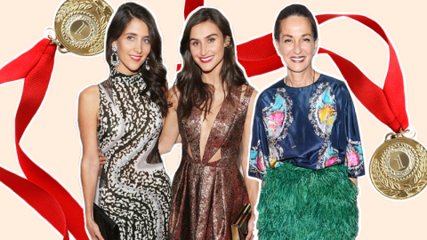 NYFW Designers' Gold Medals   StyleCaster