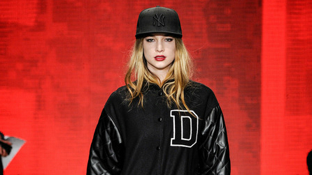 It Was New York Pride At DKNY Fall 2014: All The Looks