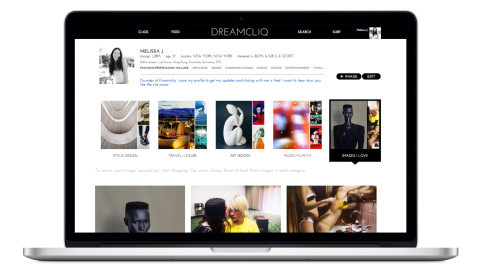 Dreamcliq: A Photo-Based Dating Site | StyleCaster