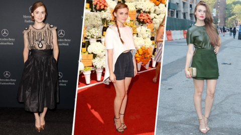 Holland Roden on Her Fashion Girl Status | StyleCaster