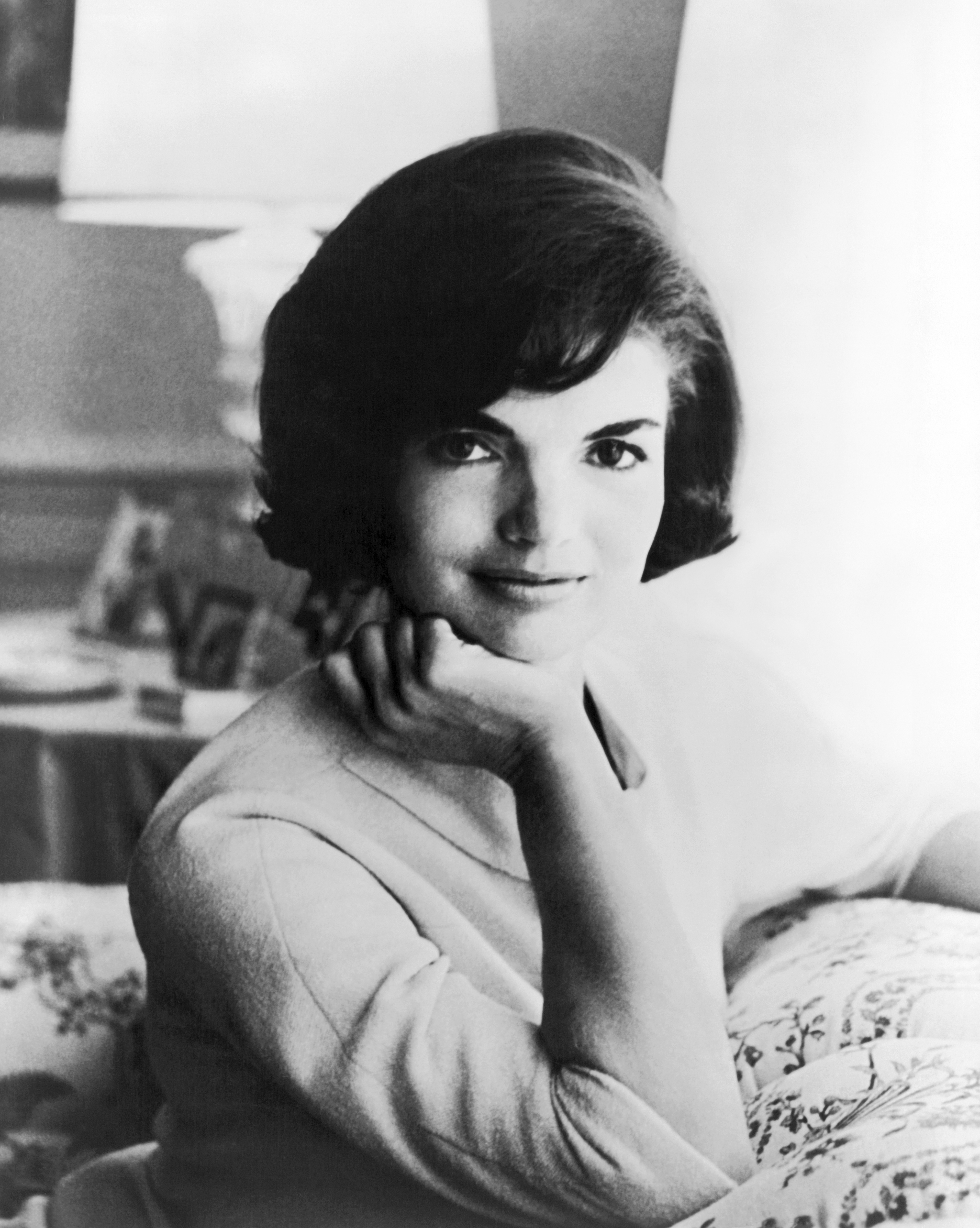 Official Photograph Of Jackie