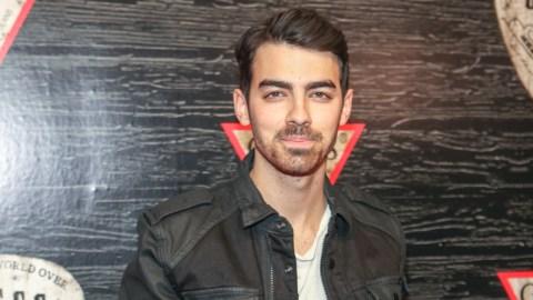 Joe Jonas on Fashion Week Footwear | StyleCaster