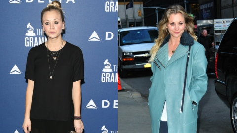 Is Kaley Cuoco Getting Stylish?   StyleCaster