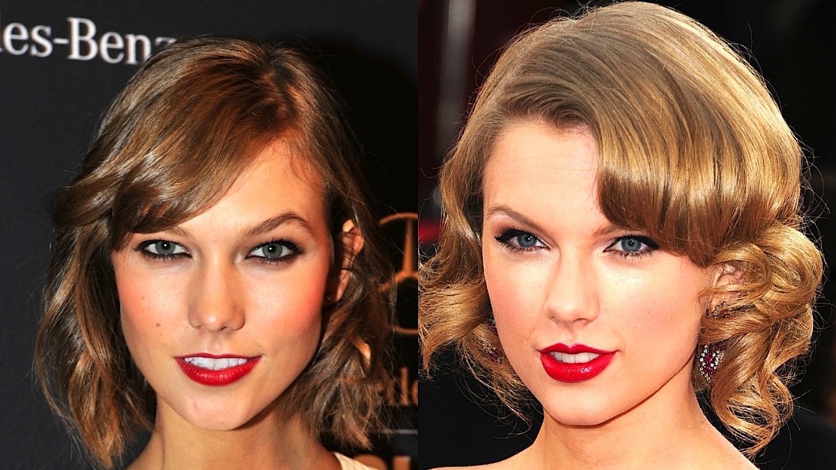 Taylor Swift And Karlie Kloss Look Exactly Alike Stylecaster