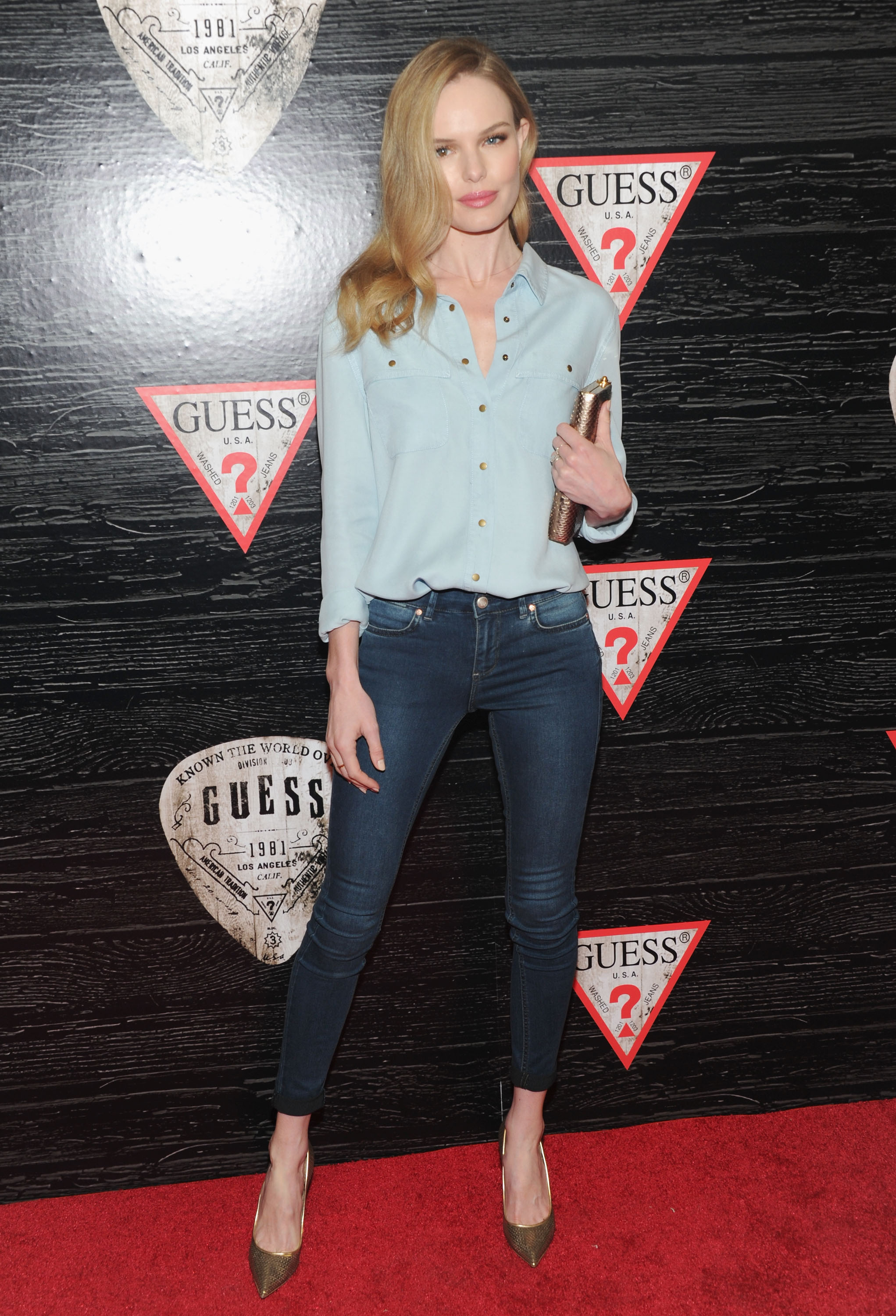GUESS Celebrates New York Fashion Week: On The Road To Nashville - Arrivals
