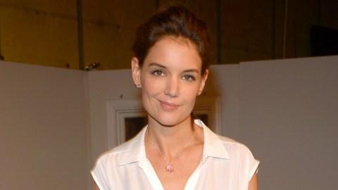 Found: Katie Holmes' Favorite Necklace | StyleCaster