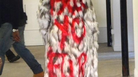Khloe K. Makes a Fashion Statement    StyleCaster