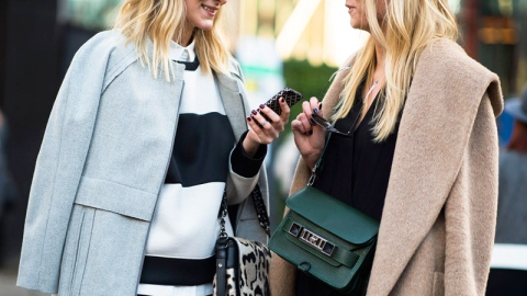 Street Style from London Fashion Week | StyleCaster