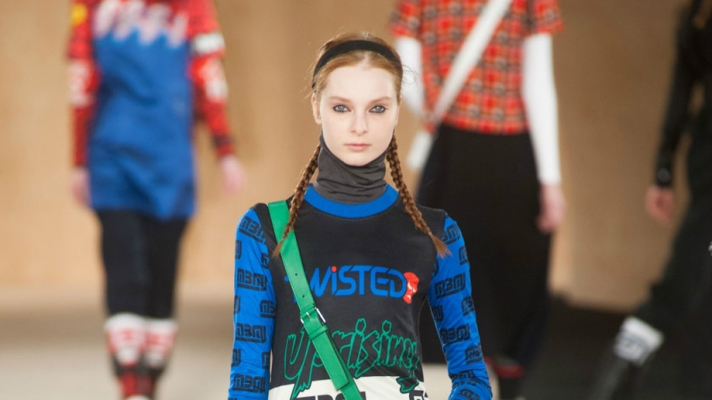 Marc By Marc Jacobs Stepped It Up For Fall 2014: See Every Look From The Edgy Collection