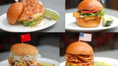 Olympic Eating: 9 Burgers From Around The World | StyleCaster