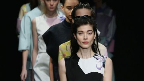 Phillip Lim Fall 2014: Light and Shadow | StyleCaster