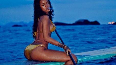 Rihanna, We're Obsessed with Your Instagram: 35 of Her Most Provocative Pics