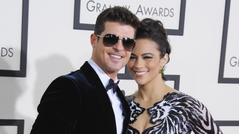 Paula Patton Divorcing Robin Thicke | StyleCaster