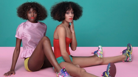 Solange's Ads for Puma: Awesome | StyleCaster