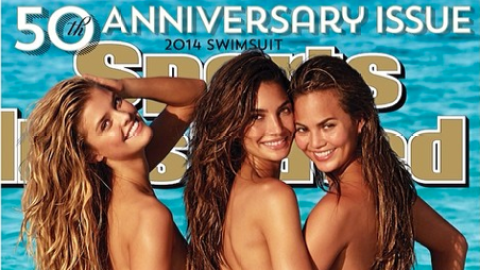 See the Sexy New SI Swimsuit Cover | StyleCaster