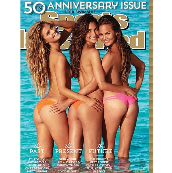 sports illustrated swimsuit 50th