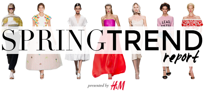 Spring Trend Preview