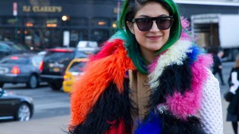 NYFW Street Style: Day 6 | StyleCaster