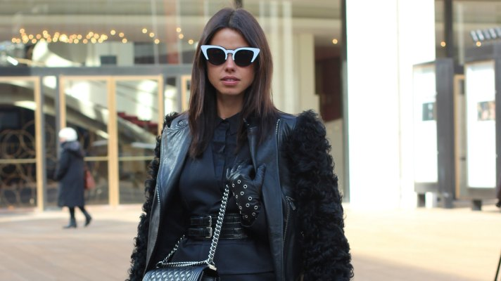 Street Style From New York Fashion Week: Day 1