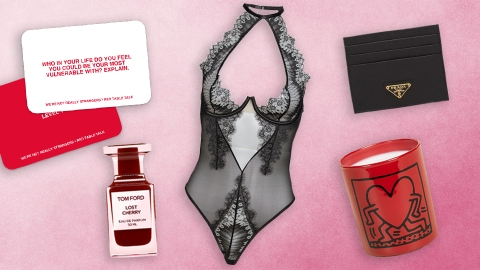 17 Chic Valentine's Day Gifts For Your Partner, Your Galentine—Or Yourself | StyleCaster