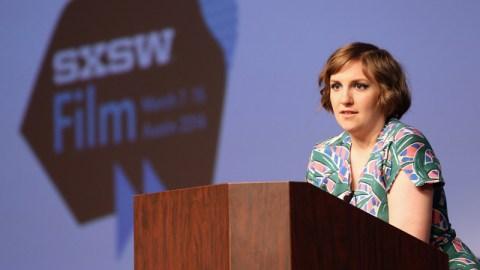 Lena Dunham: Hollywood is Sexist | StyleCaster