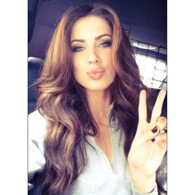 7cf31ba08c4e11e38fa812cd520e55c6 8 Who is Katherine Webb: 5 Things To Know About the Model